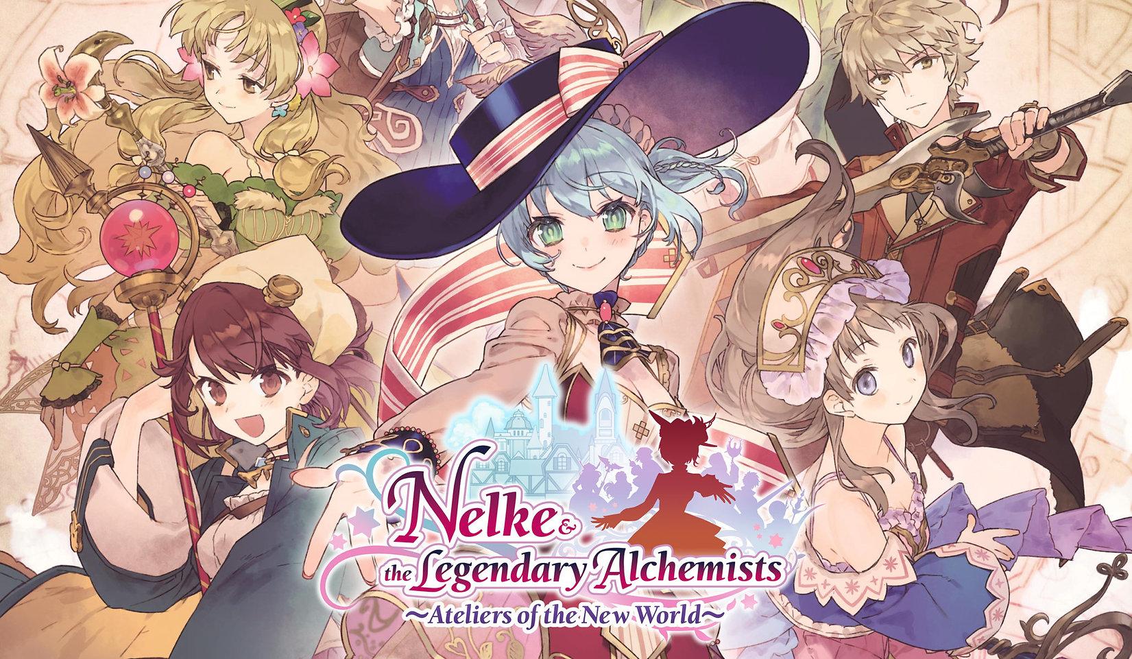 Nelke and the Legendary Alchemists Ateli