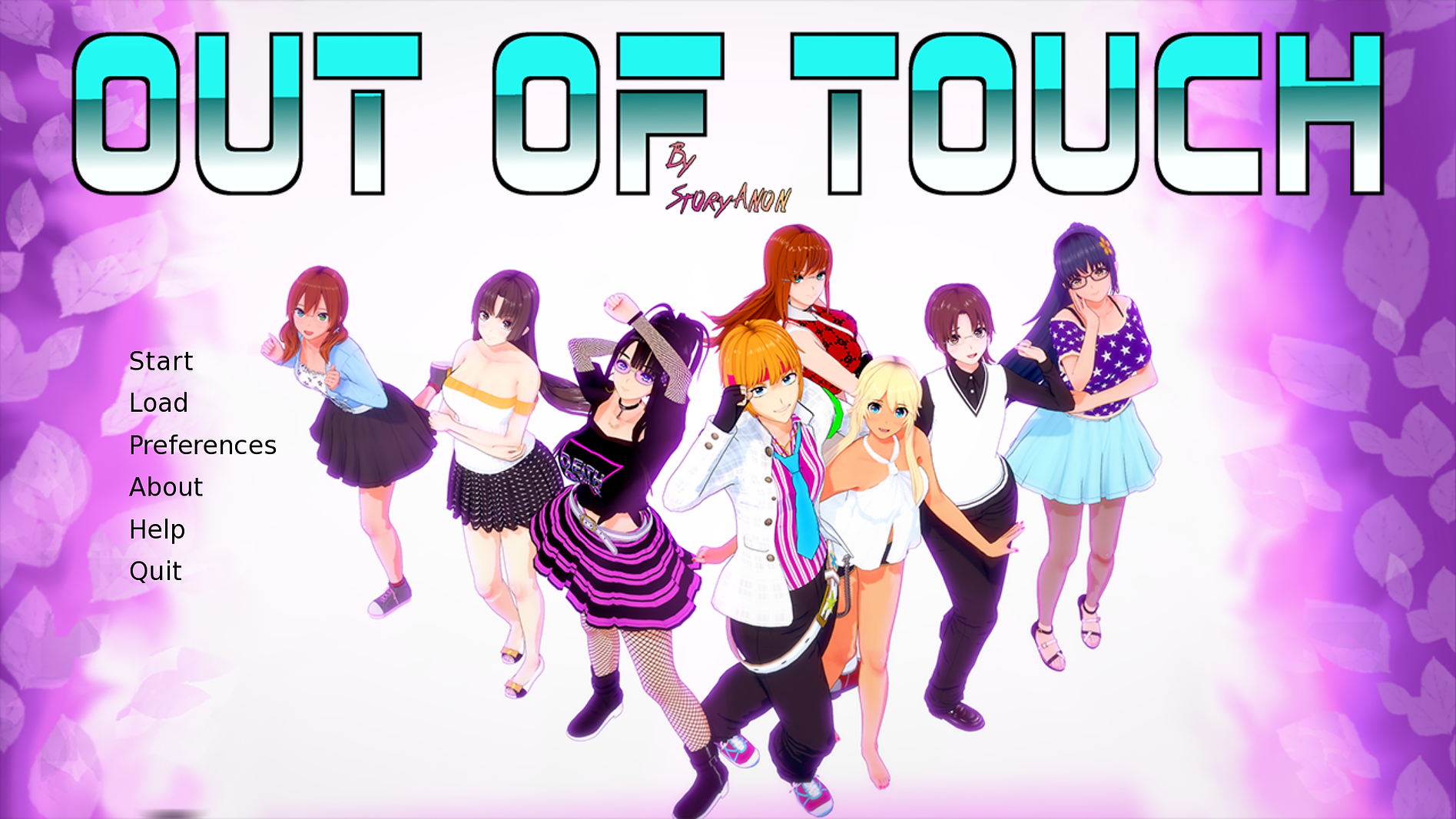 Out of Touch! Main - Haru's Harem.png