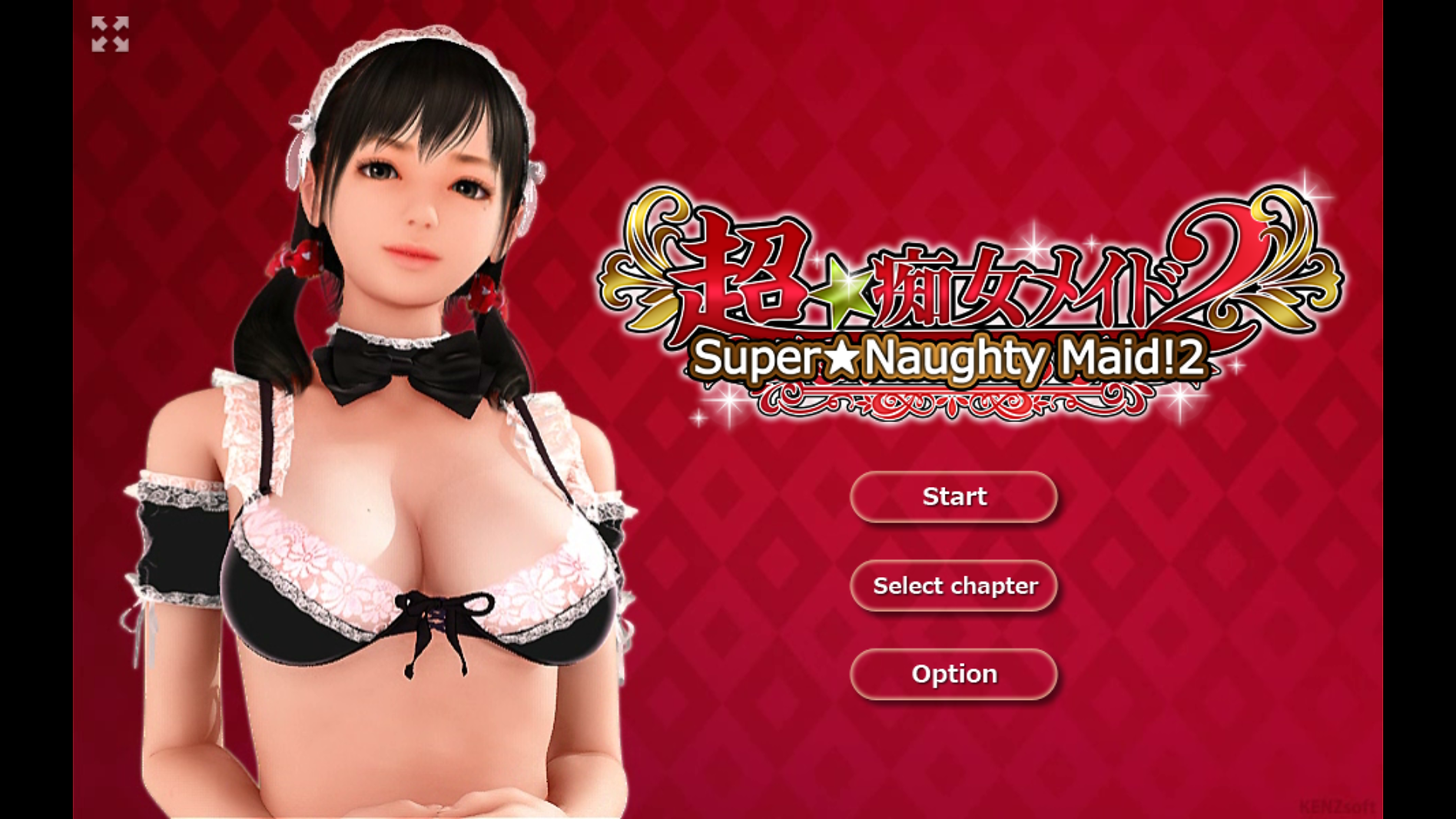 Super Naughty Maid Main - Haru's Harem.p