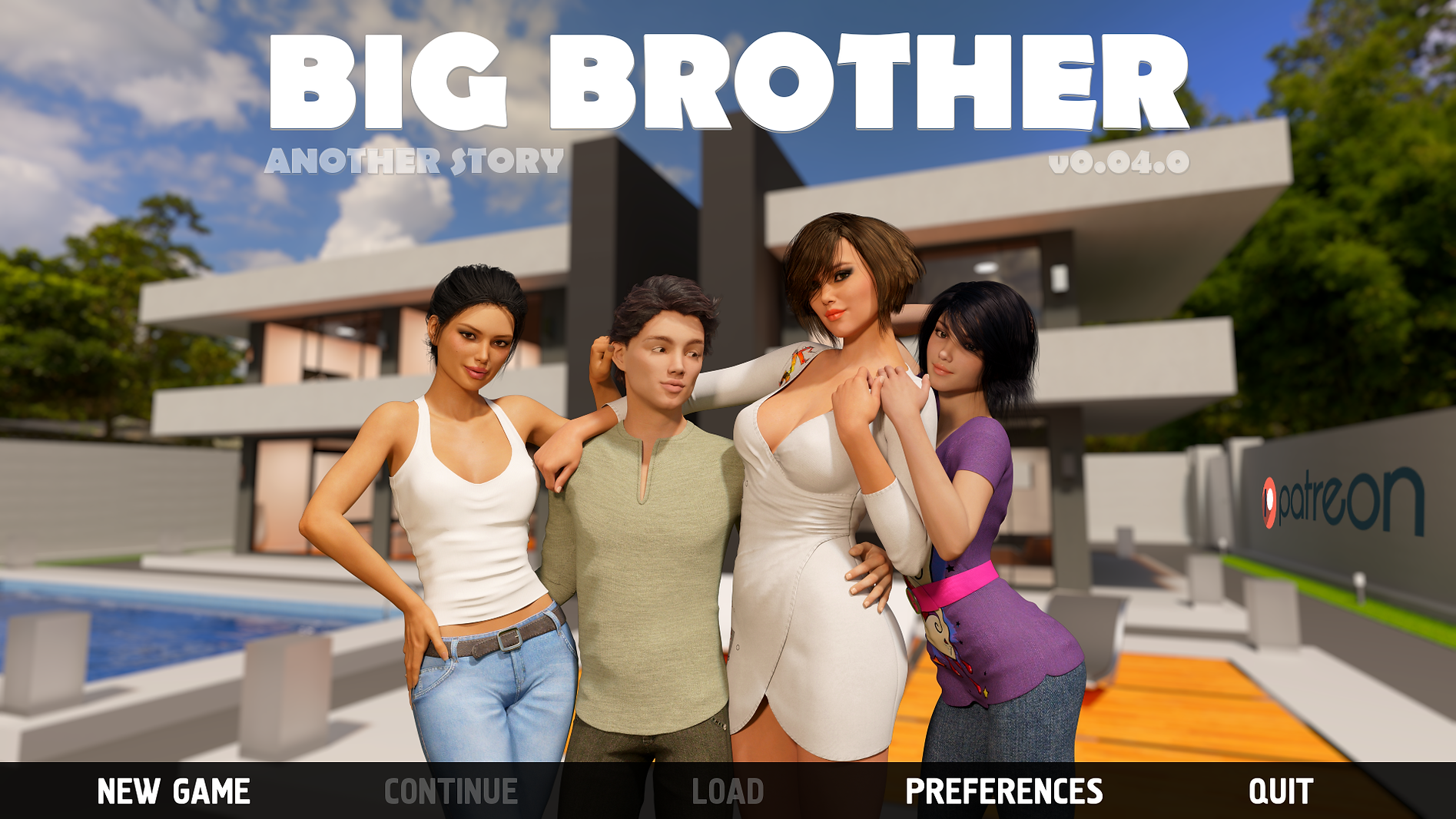 Big Brother Another Story Main - Haru's