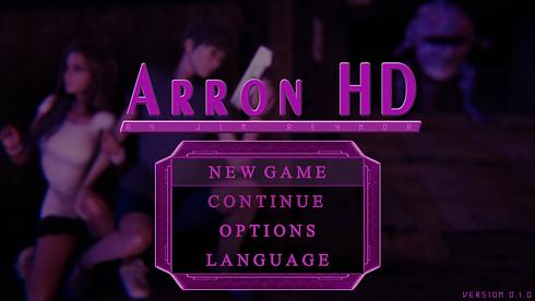 Arron HD Main - Haru's Harem.png