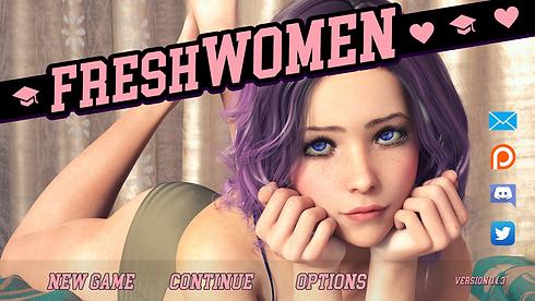FreshWomen Main - Haru's Harem.png