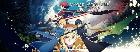 SWORD ART ONLINE Alicization Lycoris Mai