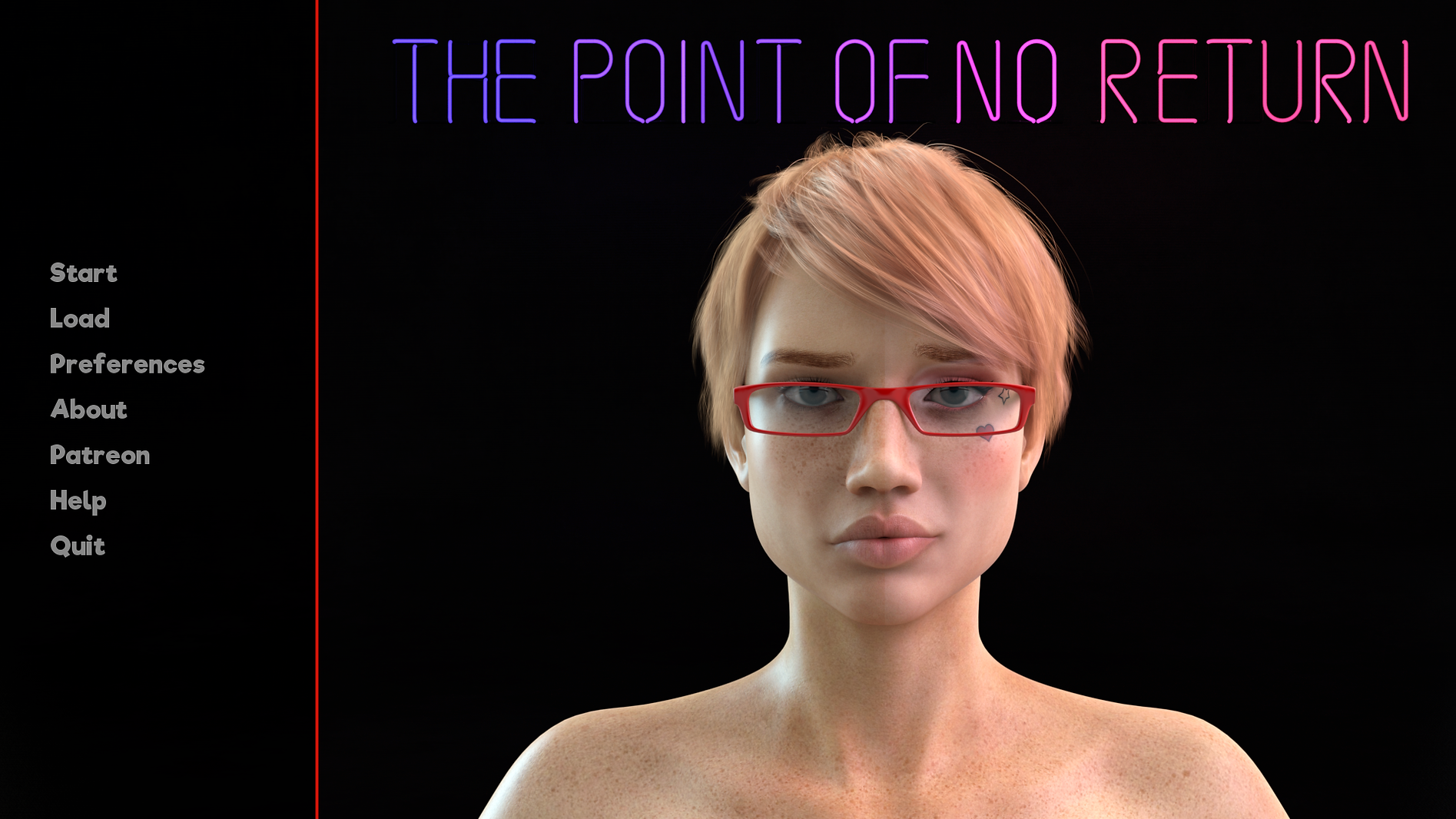 The Point of No Return Main - Haru's Har