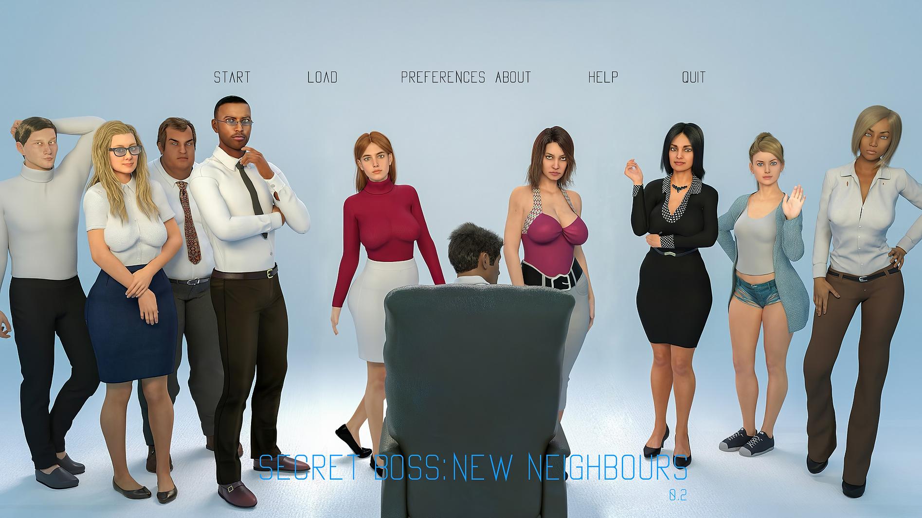 Secret Boss New Neighbours Main - Haru's