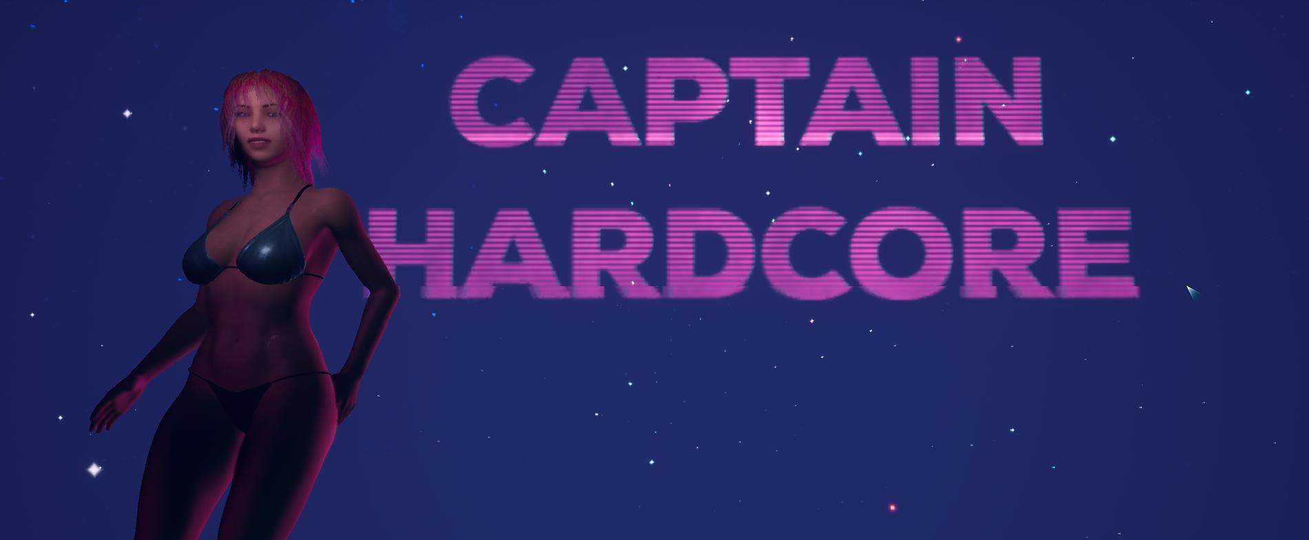 Captain Hardcore Main - Haru's Harem.png