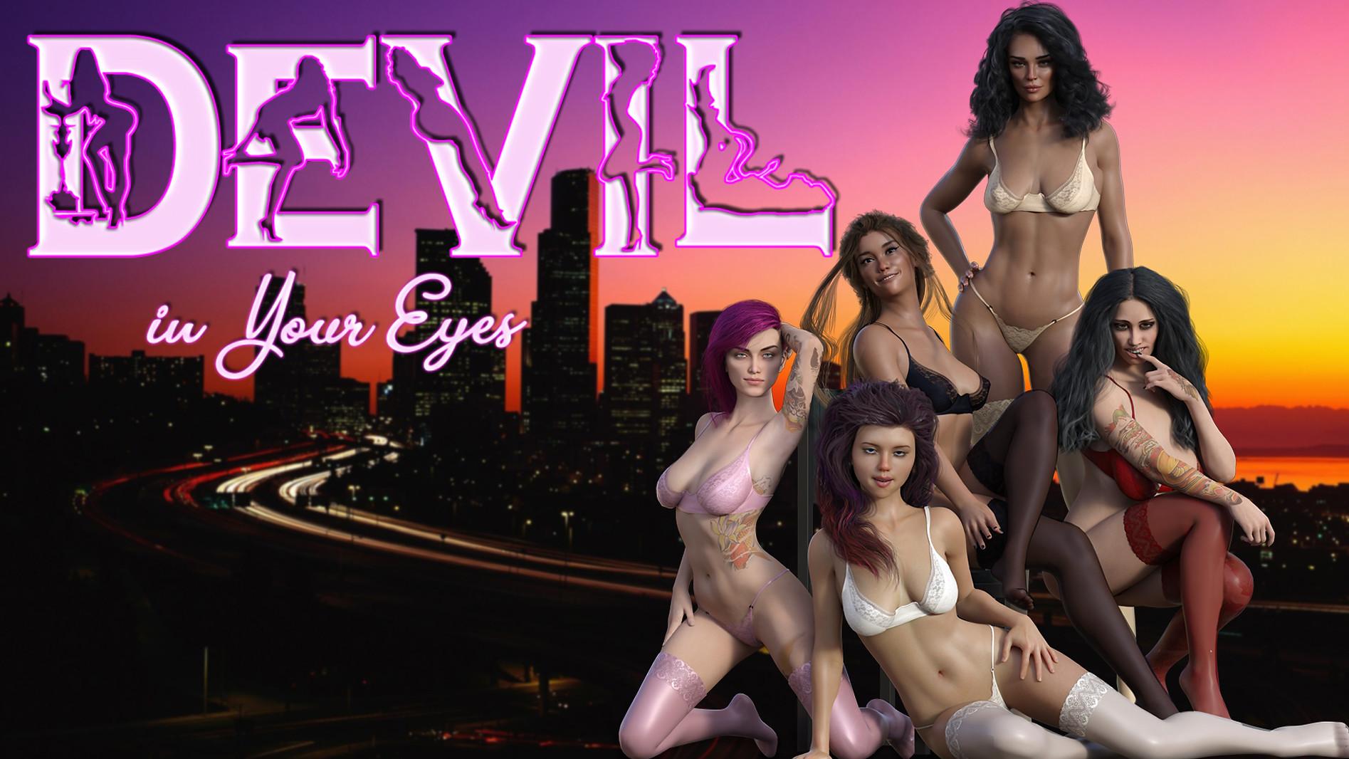 Devil In Your Eyes Main - Haru's Harem.j
