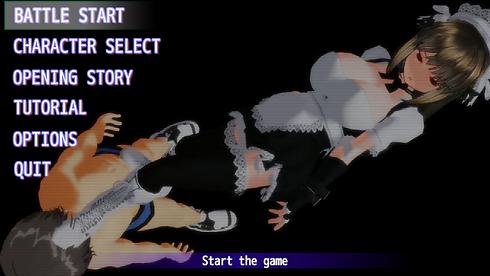 Ultimate Fighting Girl 2 Main - Haru's H
