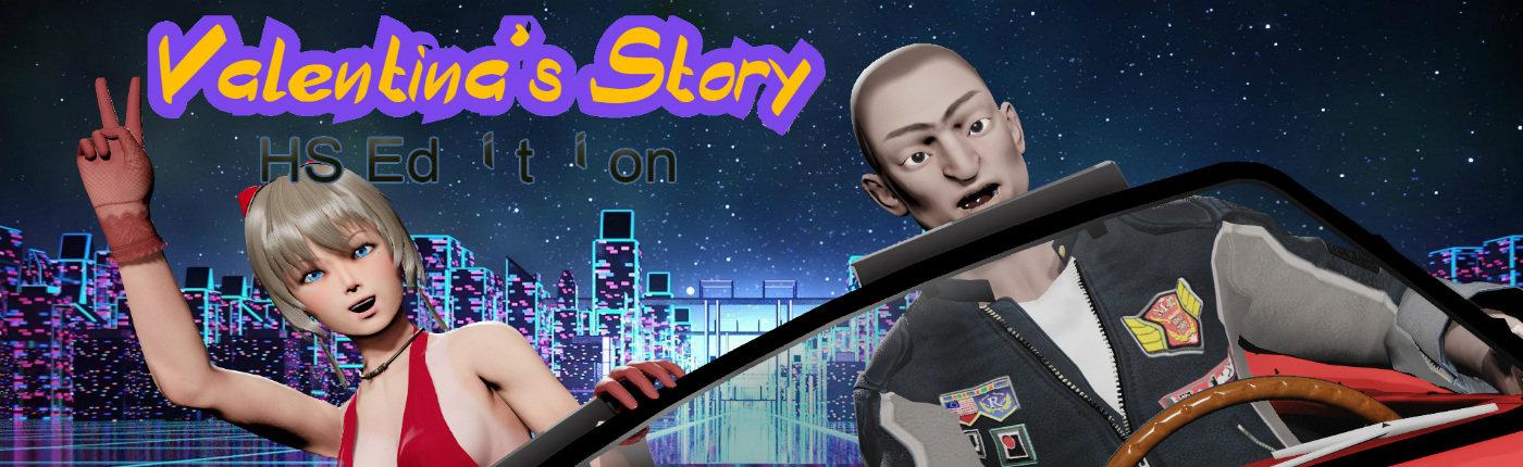 Valentina's Story HS Edition Main - Haru