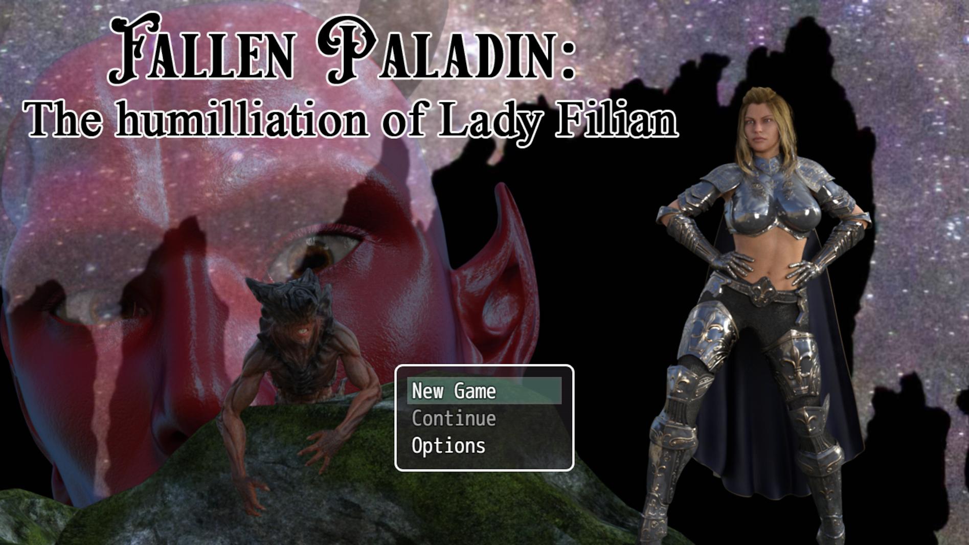 Fallen Paladin Main - Haru's Harem.png