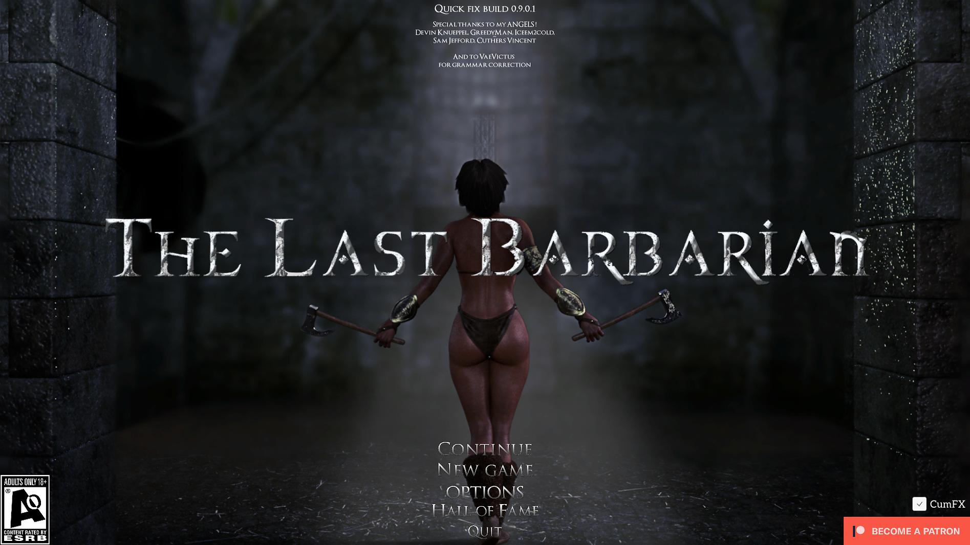 The Last Barbarian Main - Haru's Harem.p