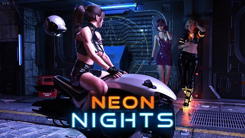 Neon Nights Main - Haru's Harem.png