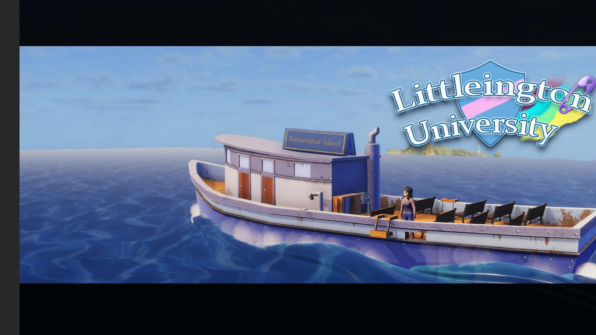 Littleington University Main - Haru's Ha