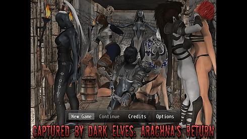 Captured by Dark Elves Main - Haru's Har