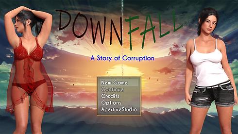 Downfall A Story Of Corruption Main - Ha