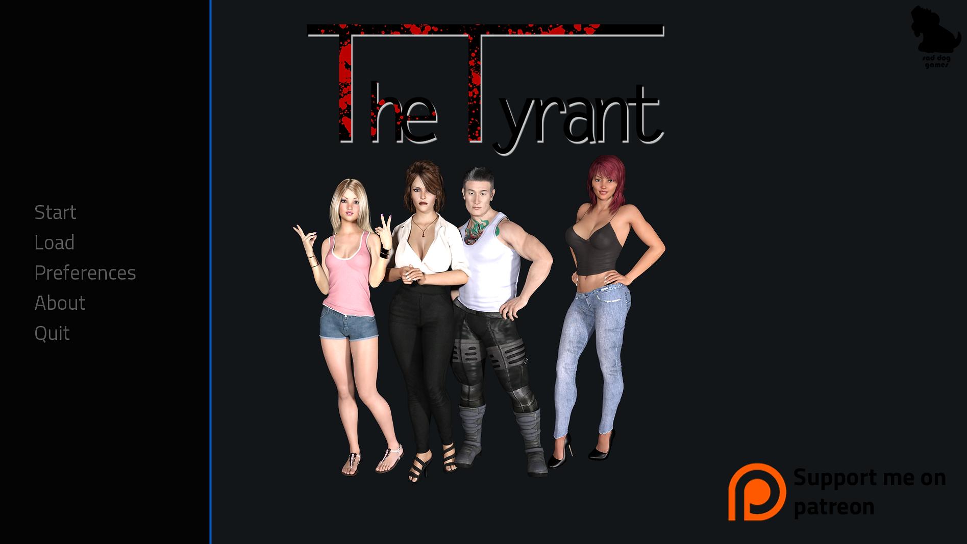 The Tyrant Main - Haru's Harem.png