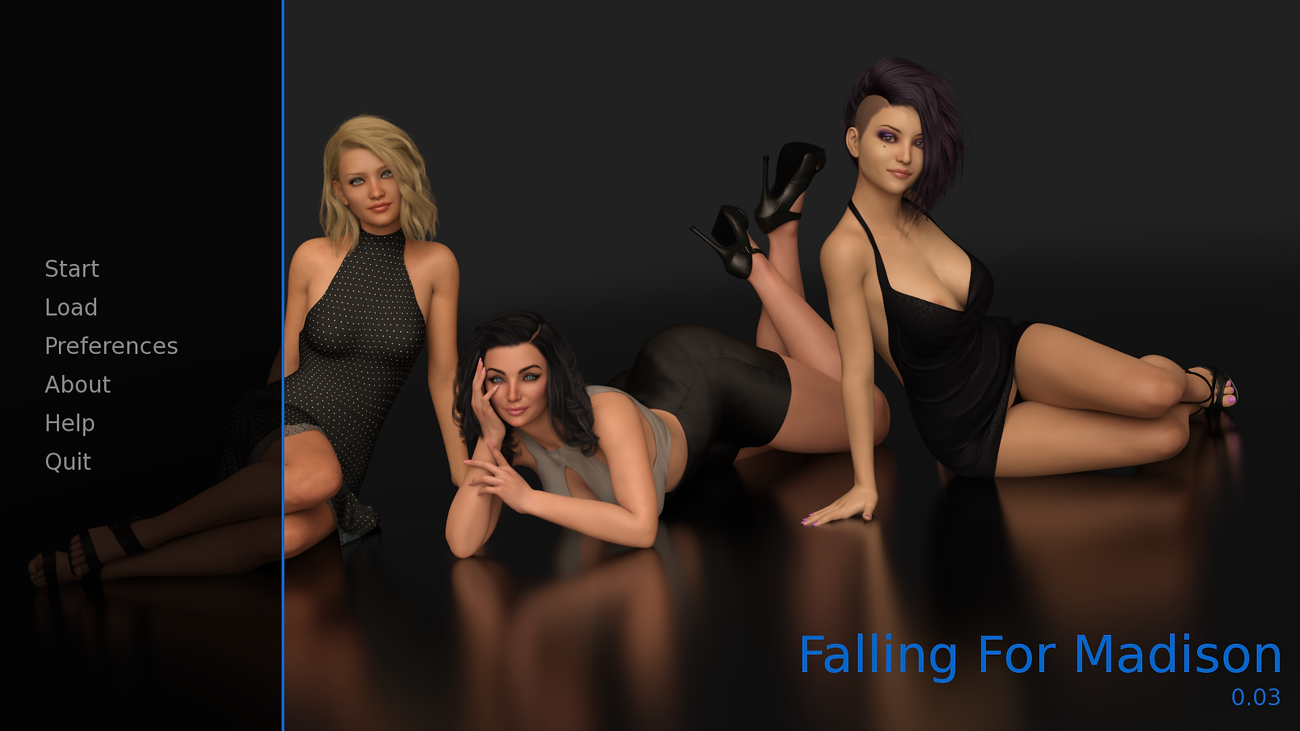 Falling For Madison Main - Haru's Harem.