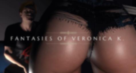 Fantasies Of Veronica K Main - Haru's Ha