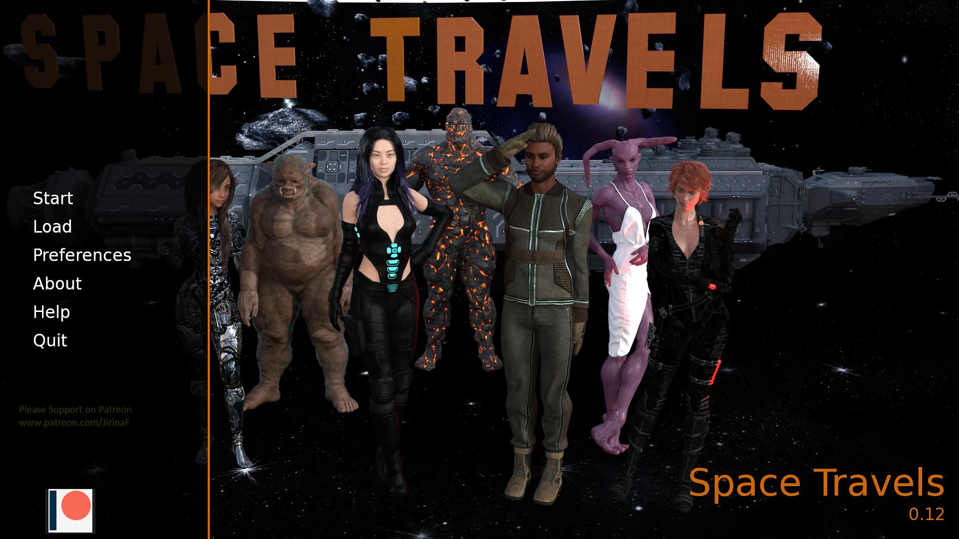 Space Travels Main - Haru's Harem.png