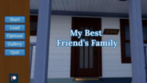 My Best Friend's Family Main - Haru's Ha