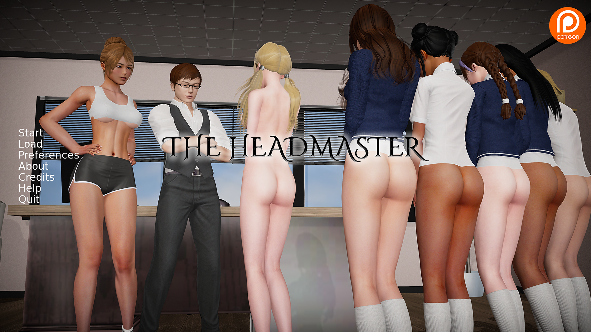 The Headmaster Main - Haru's Harem.png