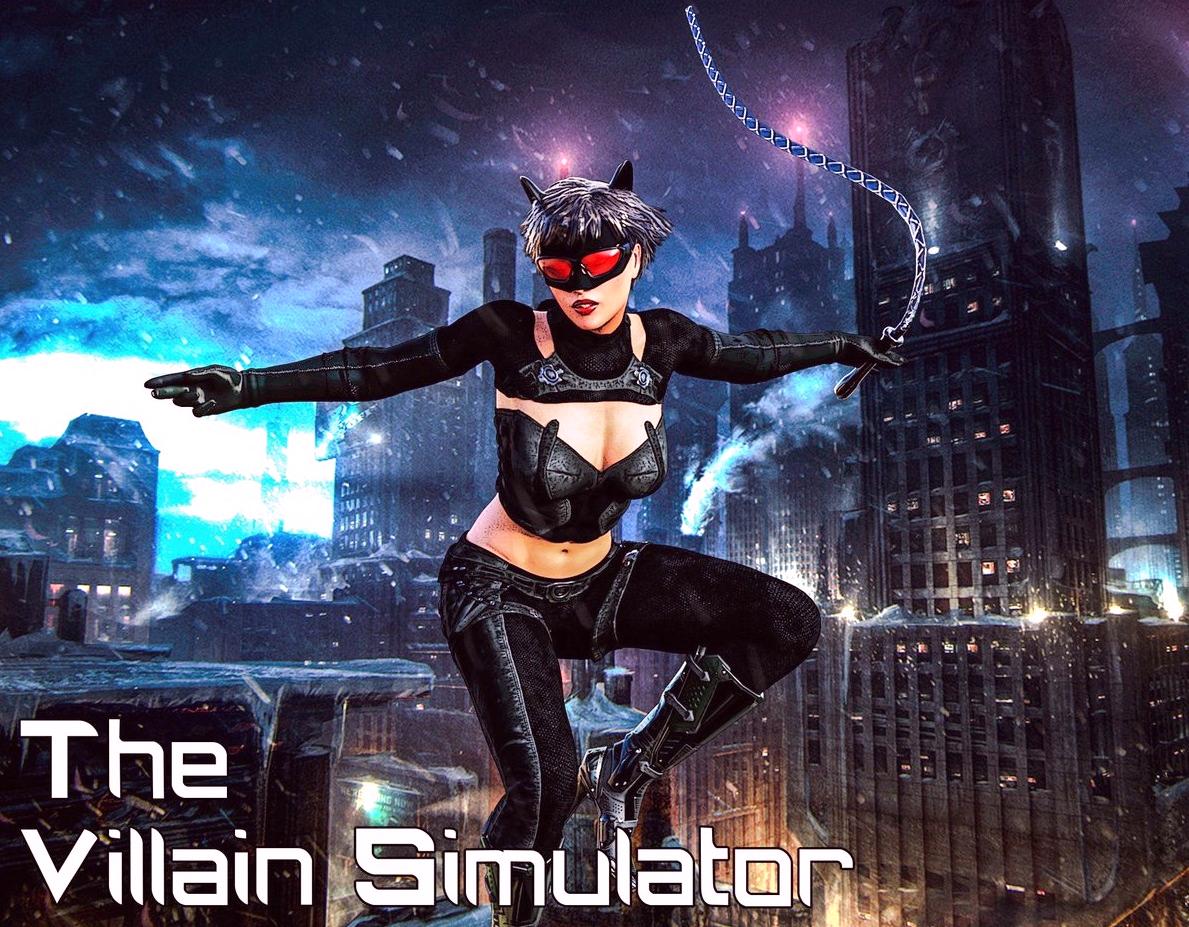 The Villain Simulator Main - Haru's Hare