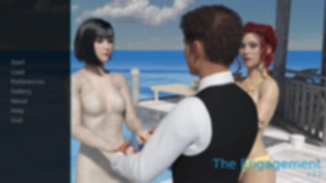 The Engagement Main - Haru's Harem.png