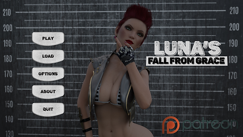 Luna's Fall From Grace Main - Haru's Har