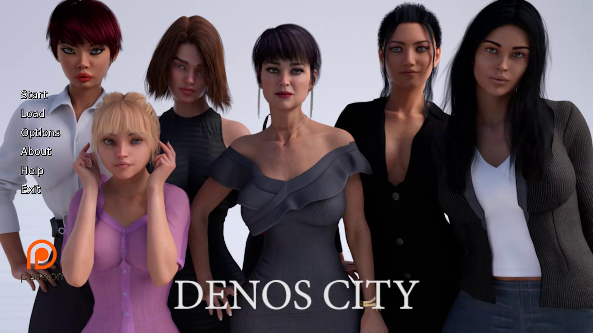 Denos City Main - Haru's Harem.png