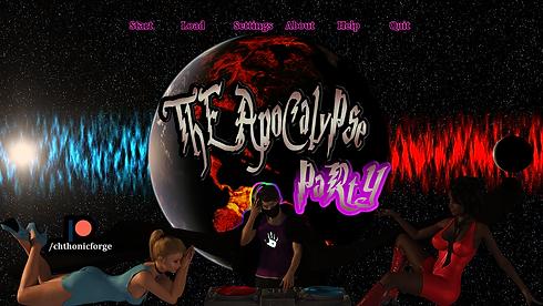 The Apocalypse Party Main - Haru's Harem