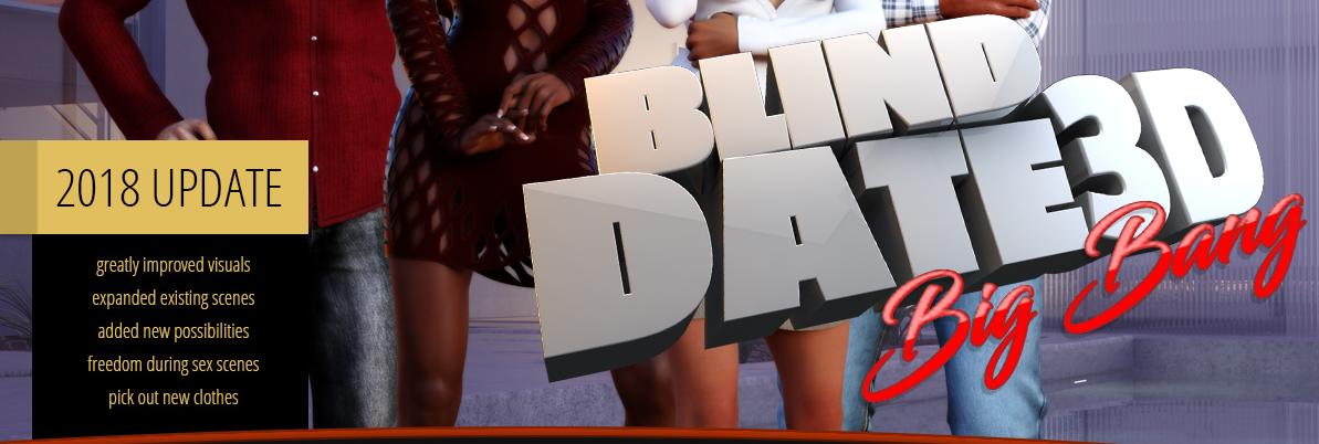 Blind Date 3D BIG BANG Main - Haru's Har