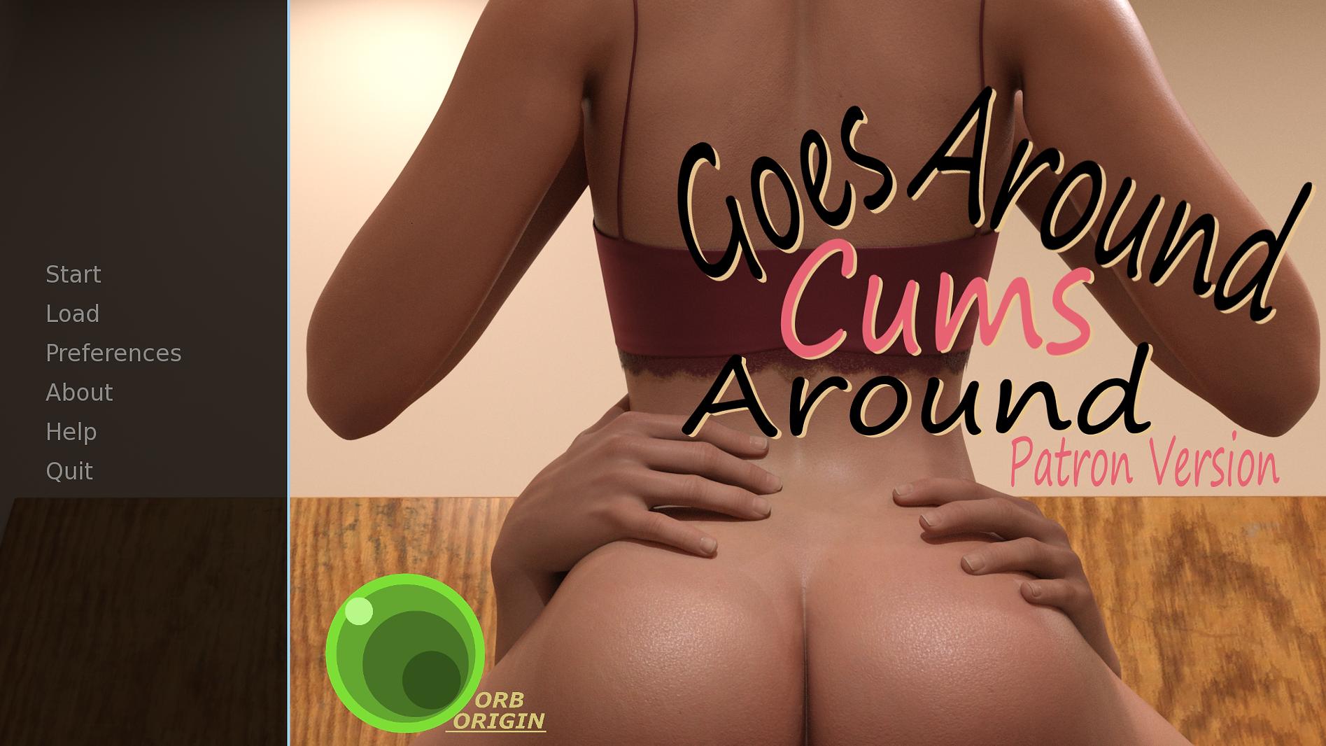 Goes Around Cums Around Main - Haru's Ha