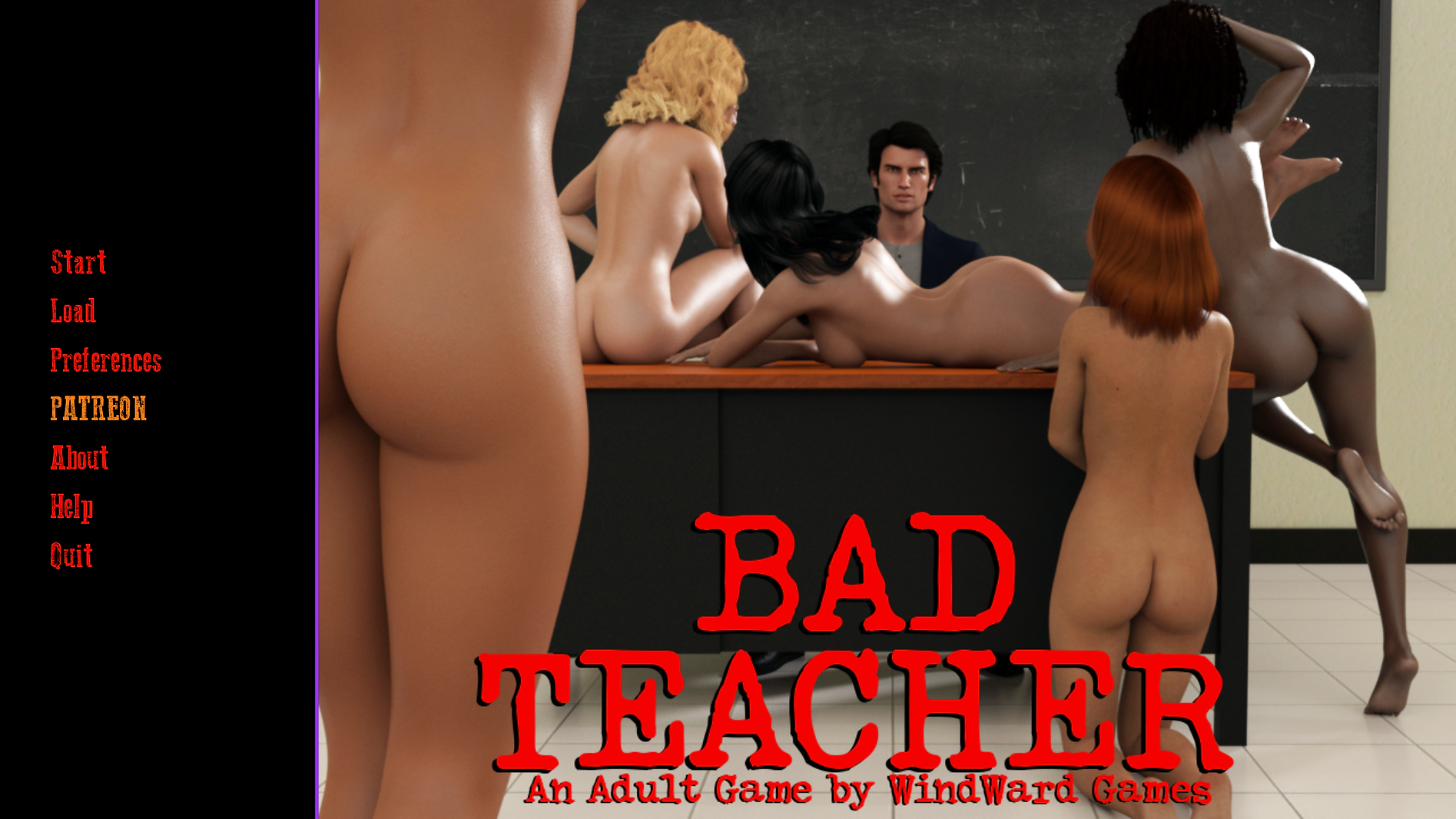 Bad Teacher Main - Haru's Harem.png