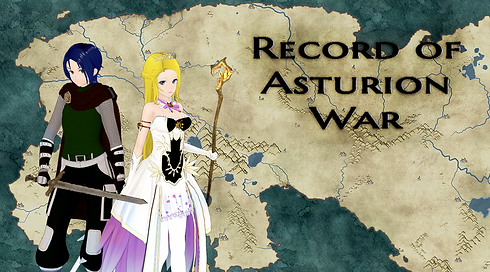 Record of Asturion War Main - Haru's Har