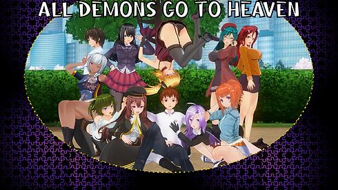 All Demons Go To Heaven Main - Haru's Ha