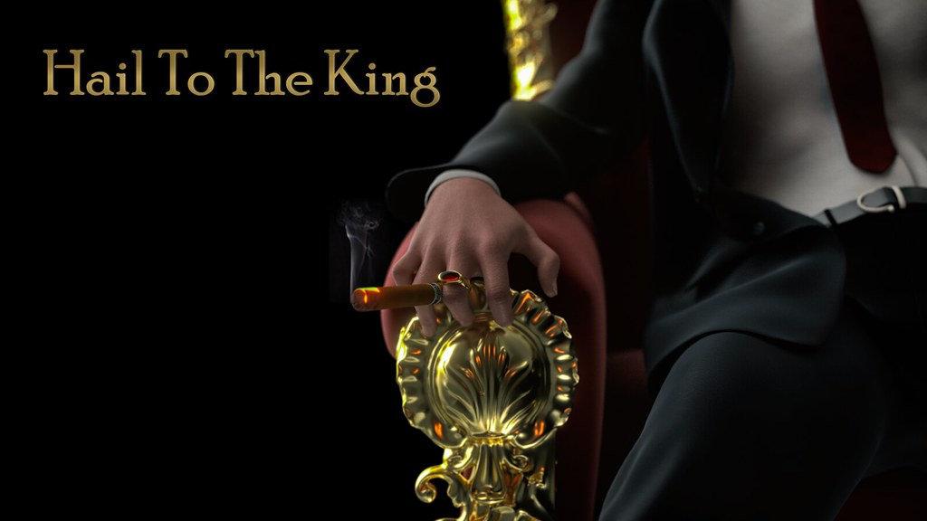 Hail To The King Main - Haru's Harem.jpg