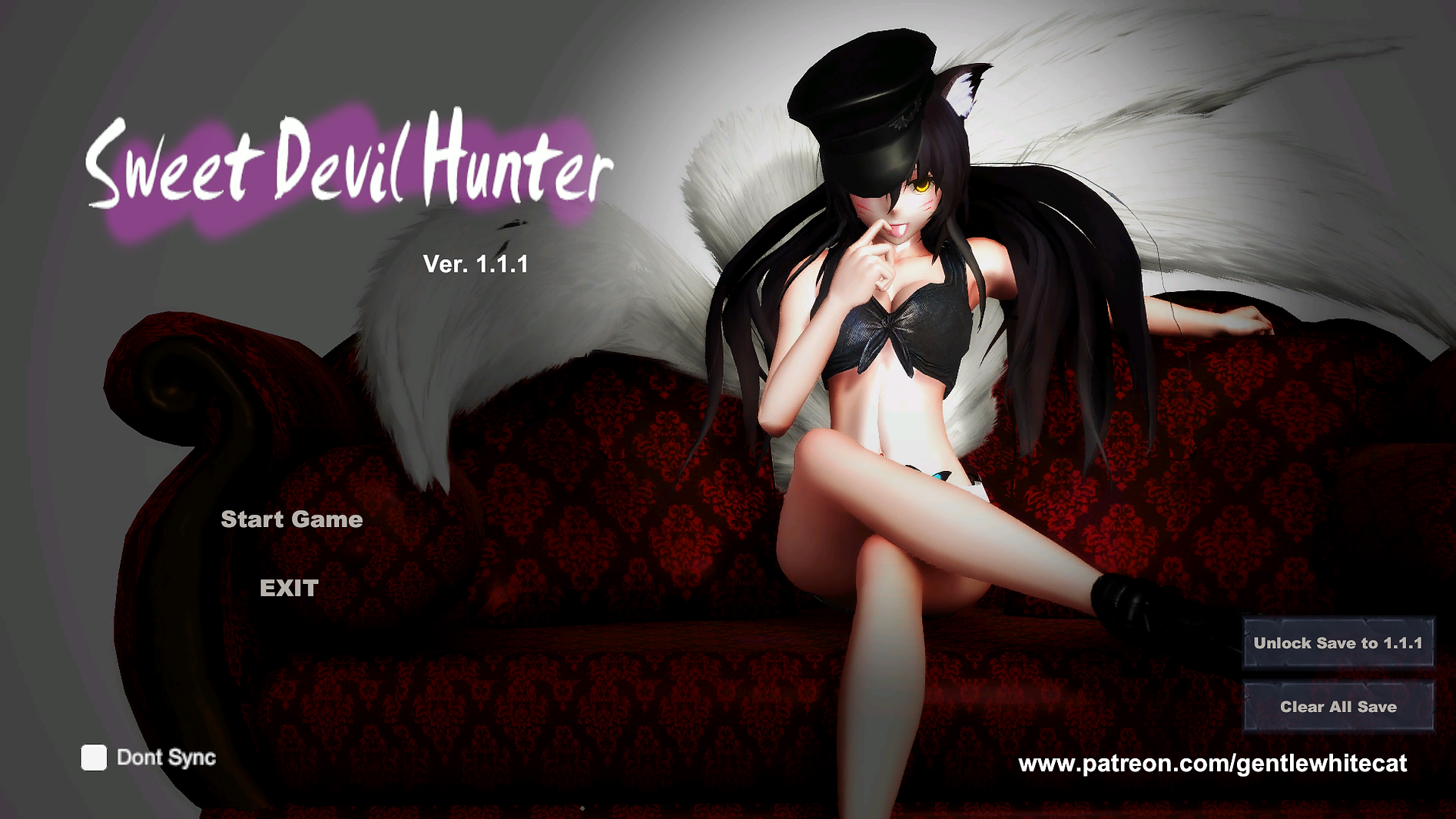 Sweet Devil Hunter Main - Haru's Harem.p
