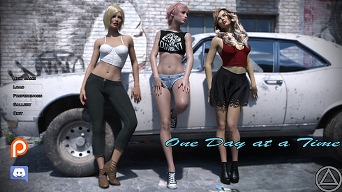 One Day At A Time Main - Haru's Harem.pn