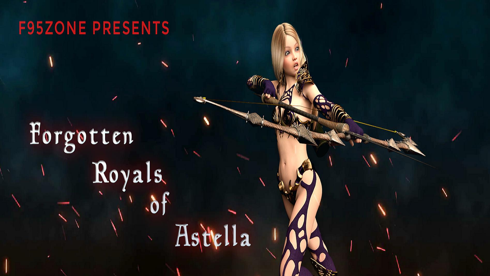 Forgotten Royals of Astella Main - Haru'
