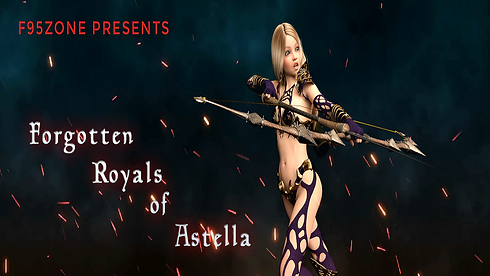 Forgotten Royals of Astella Main - Haru'