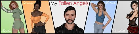 My Fallen Angels Main - Haru's Harem.png