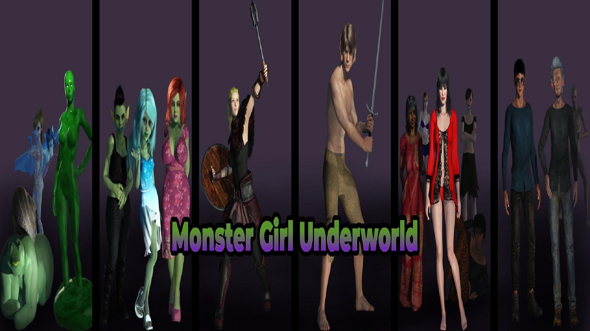 Monster Girl Underworld The Sewers of Sh