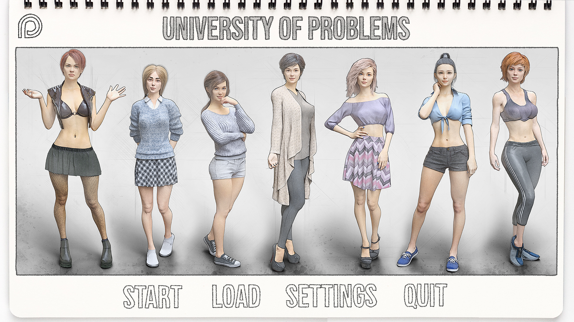 University of Problems Main - Haru's Har
