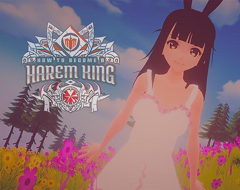 How To Become A Harem King Main - Haru's