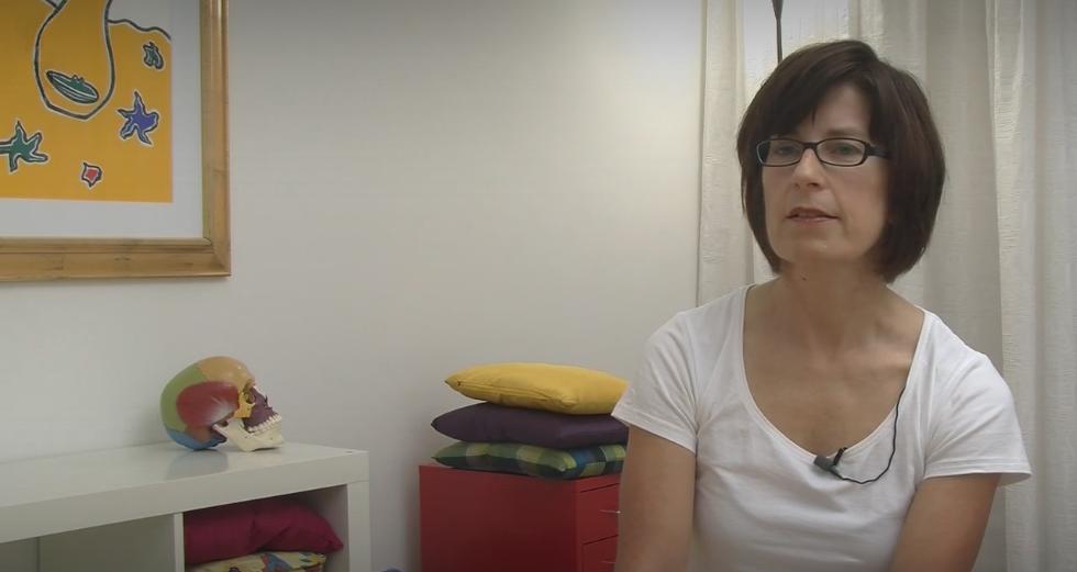Gerda Braun: der Körper ist und war Ausgangspunkt für meine Therapeutische Tätigkeit und mein Interesse.