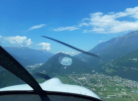 Ripresa attività di volo