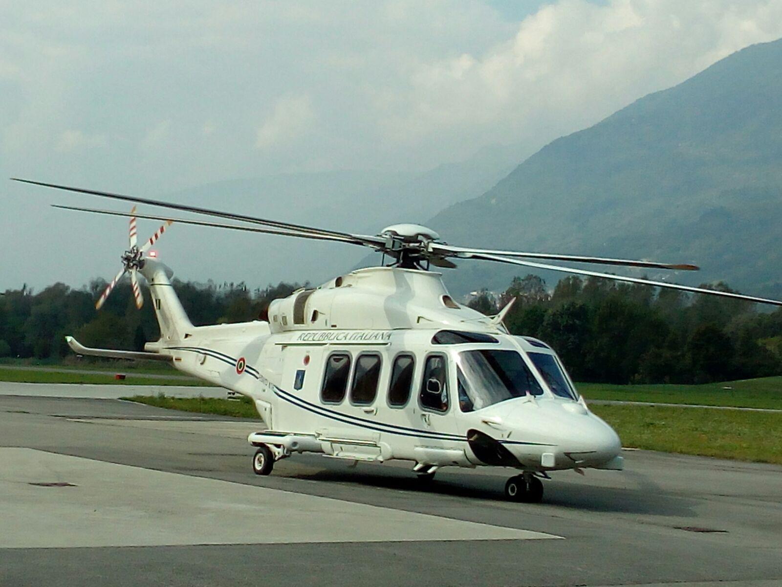 Agusta 139 aeronautica
