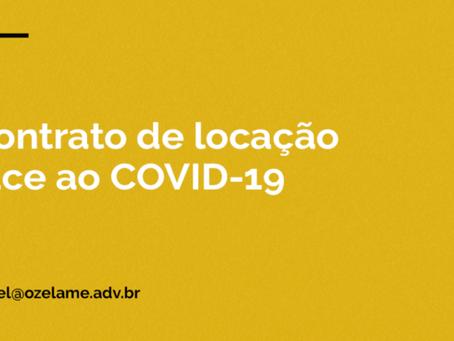 CONTRATO DE LOCAÇÃO FACE AO COVID-19
