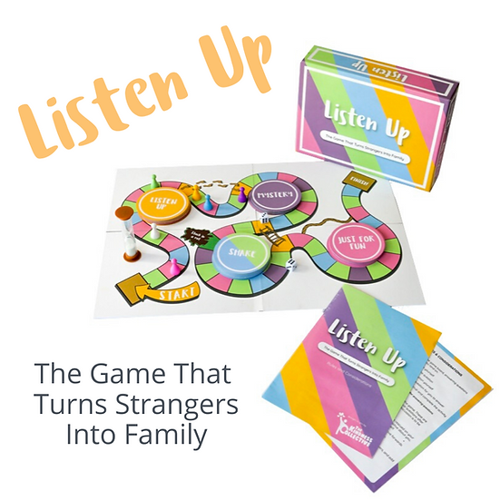 Listen Up™ Board Game (On Sale)