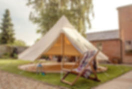 Large Bell Tent Boutique